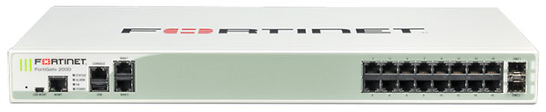 Fortinet FortiGate 200D