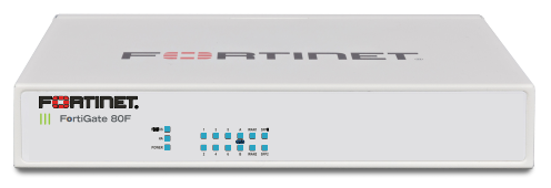 Fortinet FortiGate 80F Series