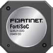 Powered by FortiASIC SOC2